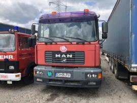 Cap tractor MAN FE410A - 1
