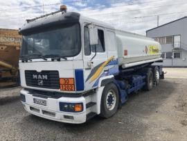 camion cu cisternă pentru lichide nepericuloase - 20000 l.